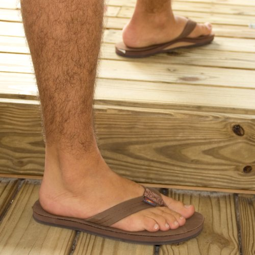 dc3e1e20ef6f 30%OFF Rainbow Sandals Men s Single Layer Premier Leather Sandal with Arch  Support