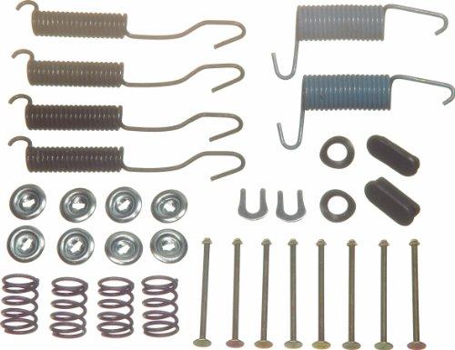 Wagner H7137 Drum Brake Hardware Kit, Front