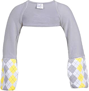 Scratch Me Not Flip Mitten Sleeves - Baby Boys' Girls' Stay On Scratch Mitts, 6 months