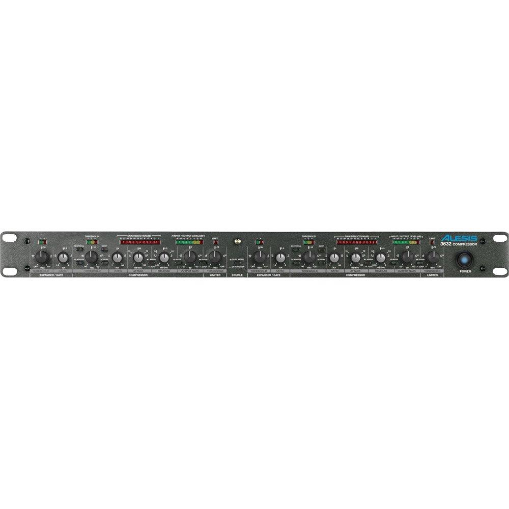 Alesis 694318010259 Compressor 3632 3632 Compressor