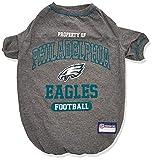 Pets First Philadelphia Eagles T-Shirt, Large