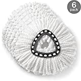 Vileda Easy Wring Spin Mop Refill (Pack of 6)