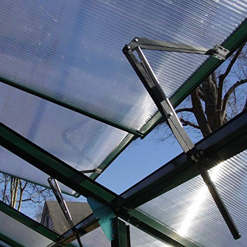 ERESMISOL Greenhouse Window Opener Vent Solar Heat Sensitive Automatic Greenhouse Window Open Device Maximum 45cm by ERESMISOL (Image #6)