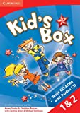 Kid's Box American English Levels 1-2 Tests CD-ROM and Audio CD, Karen Saxby and Christine Barton, 1107696194