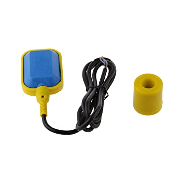 Controlador de La Bomba de Auto Interruptor de Nivel de Agua Por Gravedad Martillo Flotador Cable M15-2: Amazon.es: Coche y moto