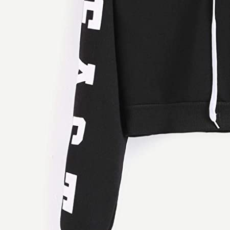 Amazon.com : Clearance Sale Women Long Sleeve Hoodie Sweatshirt, Vanvler Ladies Letter Print Top Short Blouses Pullover (US 8/M, Pink) : Beauty