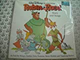 Walt Disney Productions' Robin Hood Story and Songs