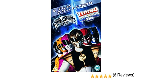 Mighty Morphin Power Rangers: The Movie / Turbo: A Power Rangers Movie Double Pack DVD 1995: Amazon.es: Cine y Series TV