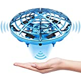 Mini Drone, LANIAKEA Flying Toy Hand Operated Drones for Adu...