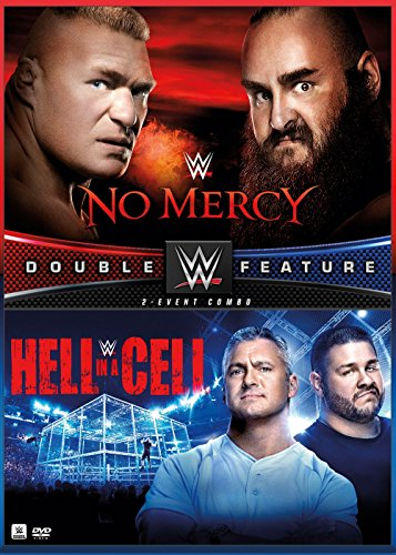 2 Double Film Cell - WWE: No Mercy 2017/Hell in a Cell 2017 (Double Feature) (DVD)