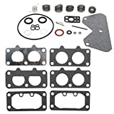 Carburetor Overhaul Gasket Kit for Briggs & Stratton 797890, Carb Repair Rebuild kit