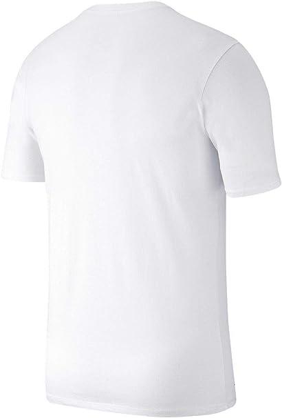 Nike Rafa M Nkct Dry tee Camiseta de Manga Corta, Hombre, Black ...