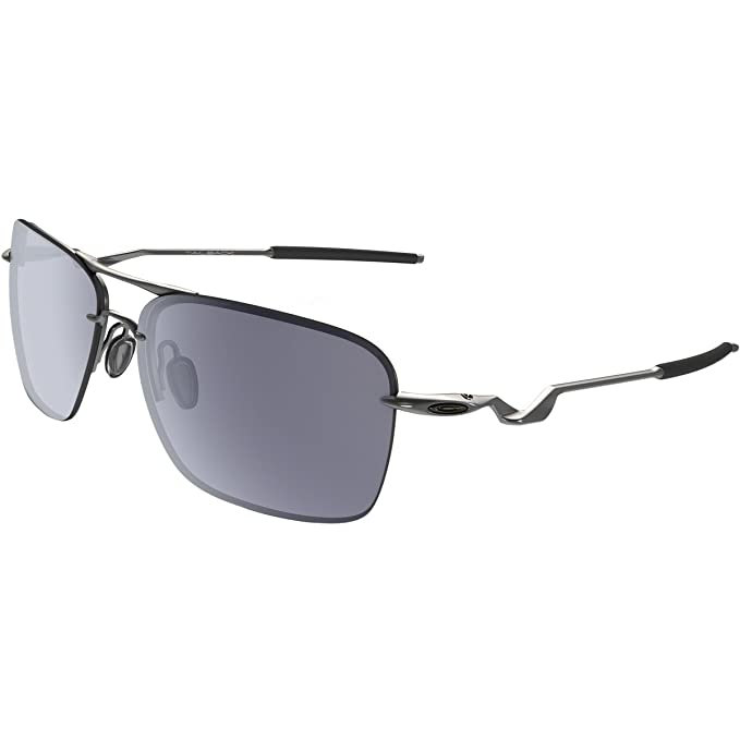 Amazon.com: Oakley tailback anteojos de sol, Gris, 60 mm: Shoes