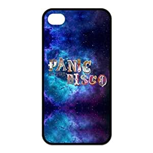 Panic At The Disco iPhone 5s Cases TPU Rubber Hard Soft Compound Protective Cover Case for iPhone 5 5s