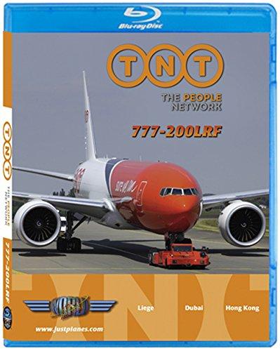 TNT Airways Boeing 777 to Dubai and Hong Kong [Blu-ray]