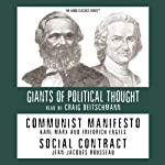 Communist Manifesto and Social Contract (Knowledge Products) Giants of Political Thought Series  | Ralph Raico