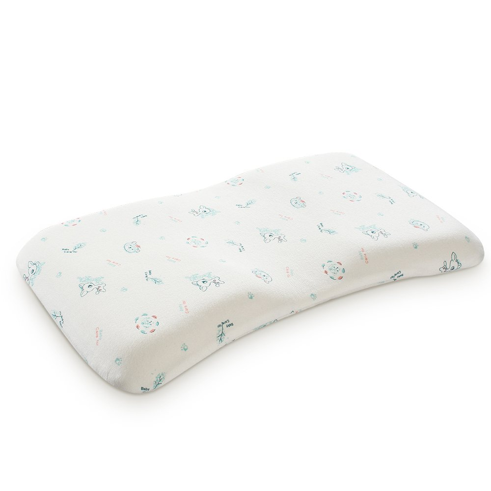 Amazon Com Baby Pillow For Newborn Prevent Flat Head