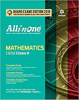 buy all in one mathematics class 10th old edition book online at