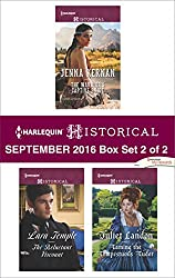 Harlequin Historical September 2016 - Box Set 2 of 2: The Warrior's Captive Bride\The Reluctant Viscount\Taming the Tempestuous Tudor