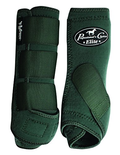 Professionals Choice Boots VenTECH Sports Medicine 4 Pack S Olive VE4 by Professional's Choice