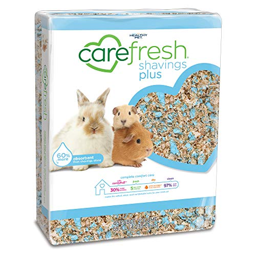- carefresh shavings plus small pet bedding, 69.4L (Pack May Vary)