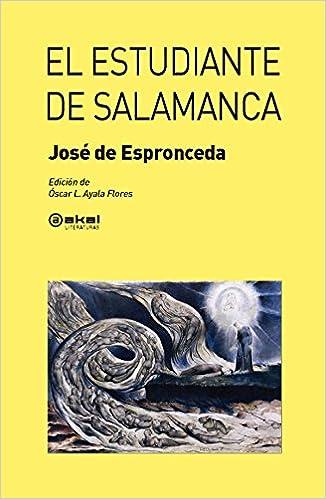 El Estudiante De Salamanca (Akal Literaturas): Amazon.es ...