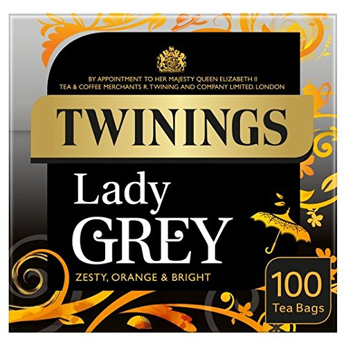 Twinings Lady Grey 100 por paqu