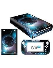 Nintendo Wii U Skin Design Foils Pegatina Set - Planet Motivo
