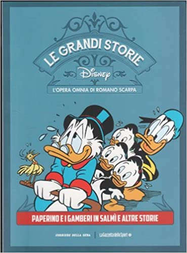 Amazon Grandi itLe E Gamberi I Salmi Disney In Storie Paperino 1KlcJTF