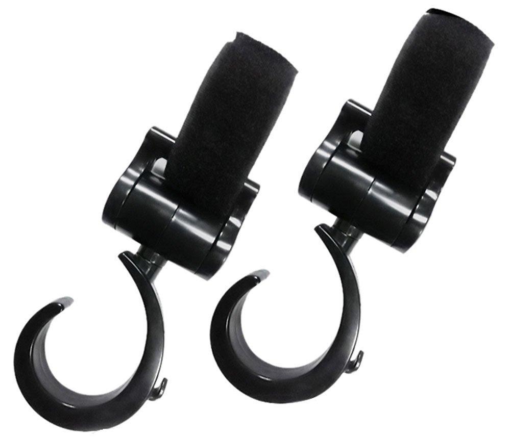 Stroller Hook Handbag Hanger Black