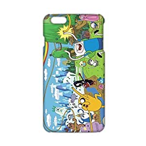 3D Case Cover Adventure Time Cartoon Phone Case for iphone 5 5s