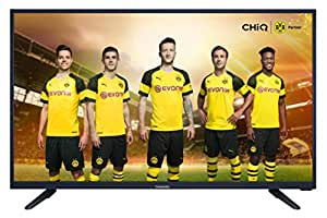 CHiQ TV LED40E4000, 40'' LED Full HD, 1920x1080, USB, HDMI, LAN