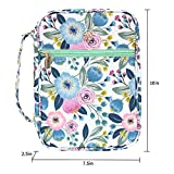 G-LEAF Bible Cover Case/Book Cover Floral Pattern