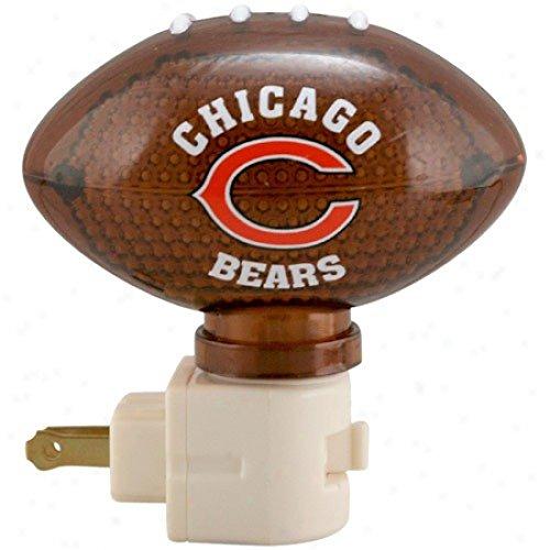 NFL Chicago Bears Football Nightlight