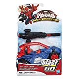 Marvel Ultimate Spider-Man Web Warriors Blast 'N Go Racers Sand Runner