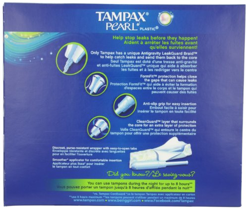 how to find the right tampon