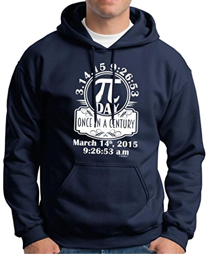 3 1416 Round Premium Hoodie Sweatshirt