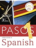 Pasos 1 Student Book 3rd Edition: A First Course in Spanish