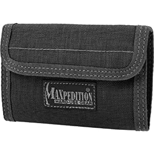 Maxpedition Spartan Wallet 0229 Men's Sports New Black