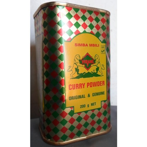 Simba Mbili Curry Powder - 8.81oz / 250g