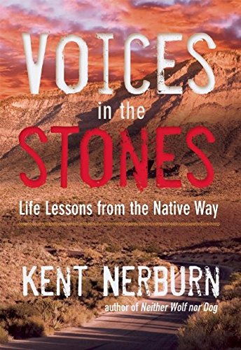 Voices in the Stones: Life Lessons from the Native Way (Best Motivational Novels By Indian Authors)
