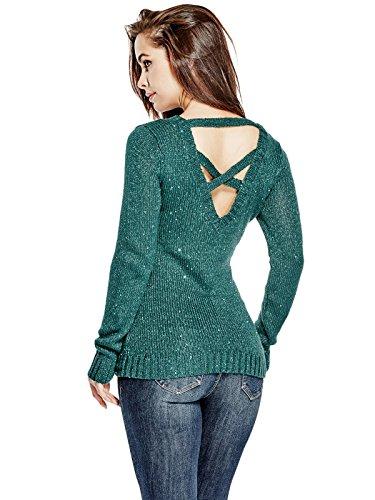 GUESS 13316252 Quinn Sequin Sweater