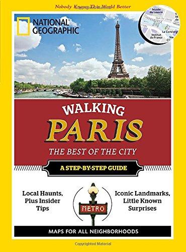 Download Walking Paris (Cities of a Lifetime) pdf epub