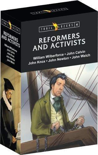 Trailblazer Reformers & Activists Box Set 4 (Trailblazers)