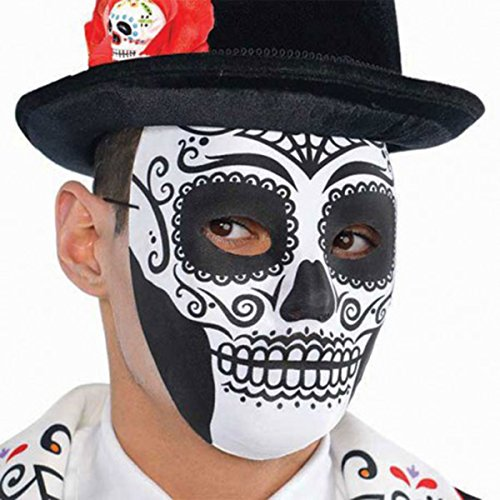Day of The Dead Face Mask -