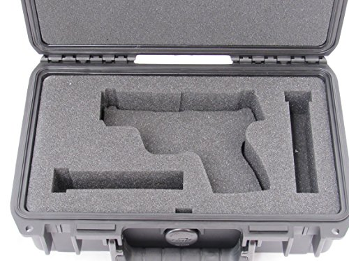 (Pelican Casse 1170 Replacement Foam Insert for Smith and Wesson Shield Handgun and Magazines (FOAM ONLY))