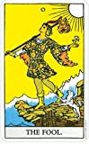 Giant Rider-Waite Tarot Deck: Complete 78-Card Deck