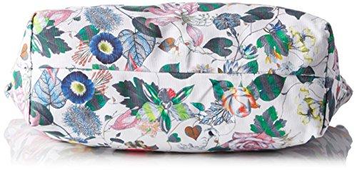 Christian Lacroix Lidia Cabas Donna Blanc imprime Fleurs blanc