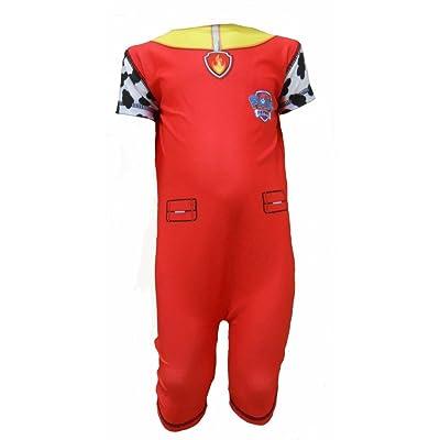 Paw Patrol Little Boys UV Protection Swimsuit