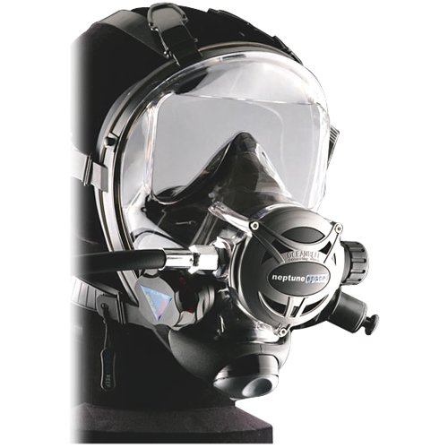Ocean Reef Neptune Space Full Face Mask with 2nd Stage